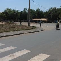 Carrefour Egrainage_route de Yelwa a Garoua